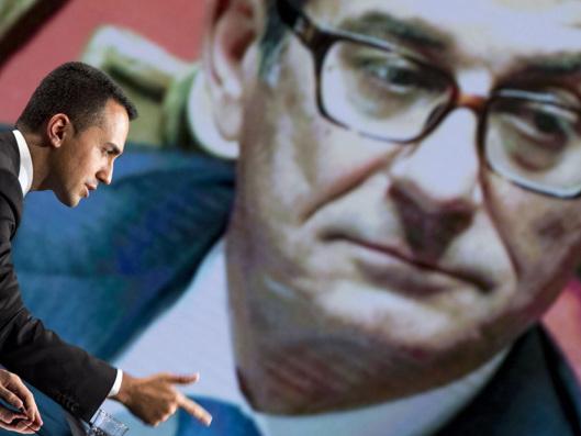 Cos'è questa storia tra Di Maio e il ministero dell'Economia