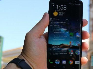 Galaxy S8+ riceve le patch di novembre in Europa