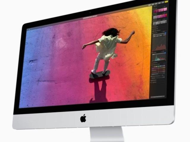 Apple rinnova la gamma iMac: ecco i nuovi modelli 4K e 5K