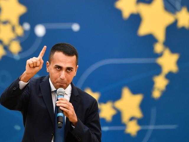 """Manovra, Di Maio: """"Le regole valgono per tutti, anche per la Francia"""""""