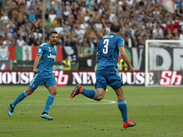 La Juve debutta con una vittoria a casa del Parma