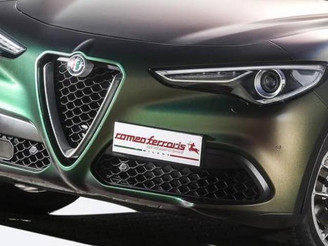 Alfa Romeo Stelvio, l'esemplare inconfondibile di Romeo Ferraris