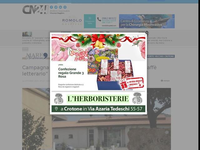 """Campagna Amica, Coldiretti: nella sede dell'ex """"caffè letterario"""" il mercato gestito dagli agricoltori"""