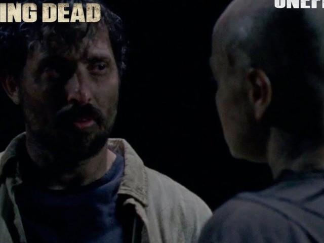 Spoiler The Walking Dead 10, 8^ puntata: il funerale di Siddiq e l'arresto di Dante