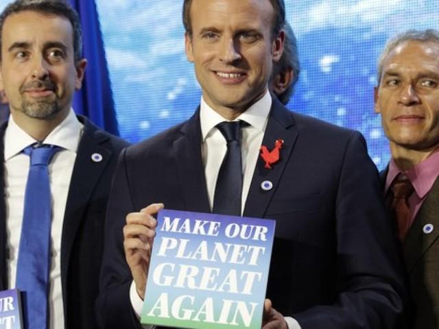 È l'ambiente il nuovo grande business della finanza internazionale. Lo si è capito all'One Planet Summit di Parigi