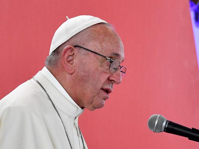 Papa Francesco in Commissione Antimafia chiede maggiori tutele per i testimoni di giustizia