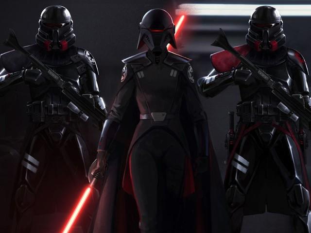 Star Wars Jedi Fallen Order: le origini dell'Inquisizione