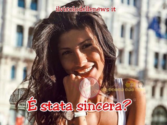 Giorgia Lucini dice la sua sulla rottura tra l'ex Andrea Damante e Giulia De Lellis! Cosa pensate delle sue risposte?
