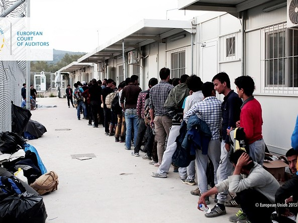 Corte dei conti europea: per la gestione della migrazione in Grecia ed in Italia è ora di intensificare gli sforzi per ovviare alle disparità tra obiettivi e risultati