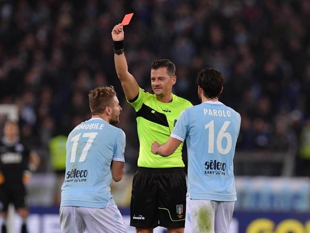 Squalifica Immobile, l'attaccante della Lazio adesso rischia la stangata