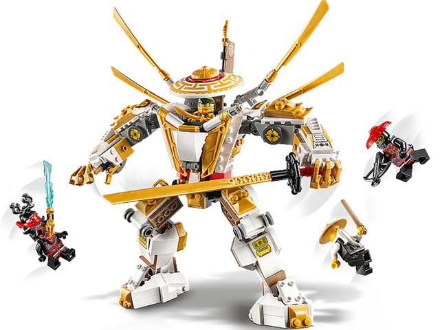 Immagini dei nuovi set LEGO Ninjago previsti per la prima metà del 2020