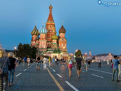 Capodanno a Mosca: Volo + 7 notti in Hotel 3* a 315€
