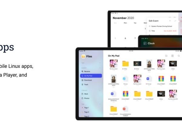 JingOS: dalla Cina la prima distro Linux che simula iPad OS, mouse compreso