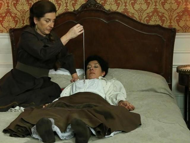 Una vita, trame al 26 ottobre: Rosina e Casilda fanno pace