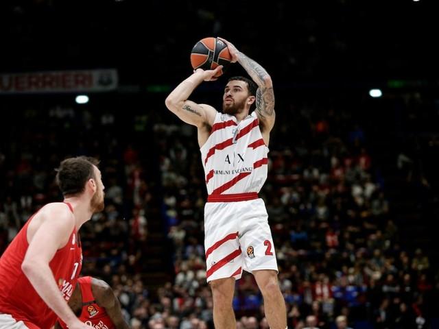 Basket, Eurolega 2019, 27a giornata: un Mike James mostruoso non basta a Milano, il Real Madrid vince 92-89. Venerdì sfida chiave col Panathinaikos