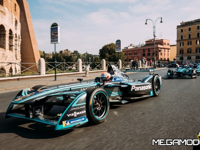 Jaguar I-TYPE 2 annunciata fra le protagoniste del primo ePrix di Roma