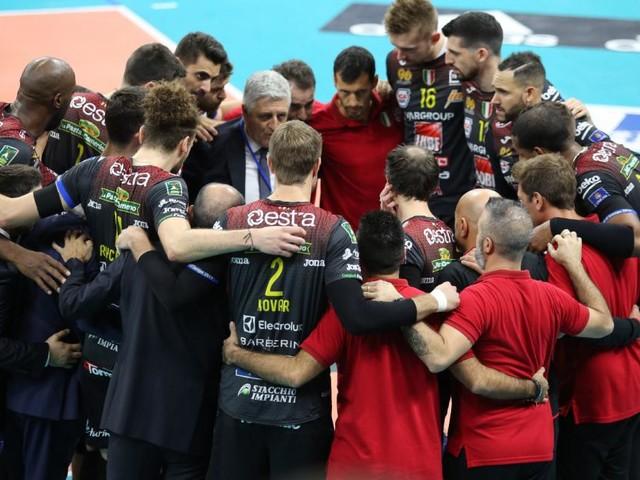 Lube Volley, grande vittoria a Milano (3-0) con D'Hulst in campo (FOTO)