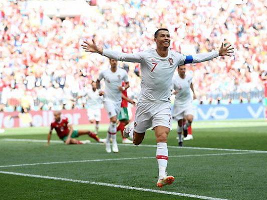 Mondiali - Gruppo B: Portogallo e Spagna, prima vittorie