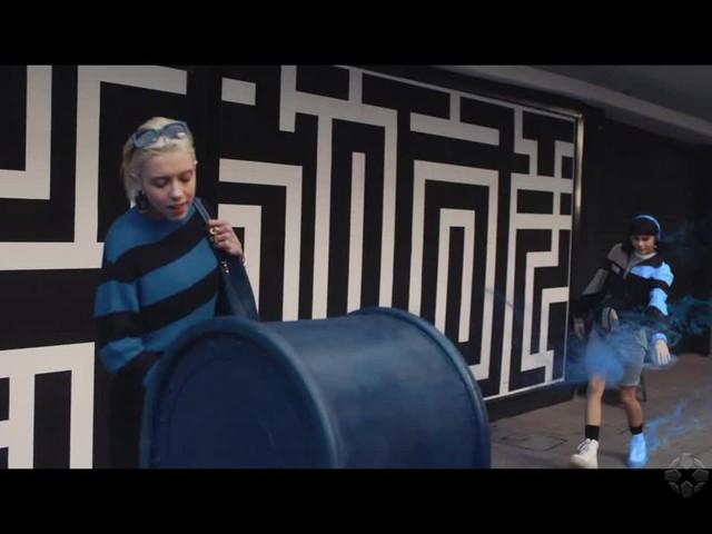 Fuser - Il trailer di annuncio