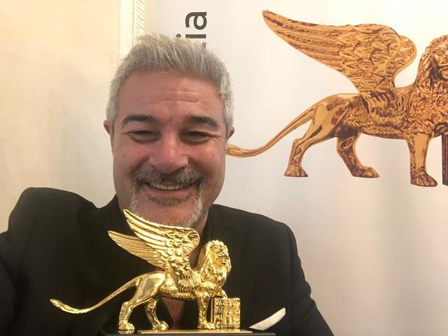 Pino Insegno: Leone d'Oro per meriti professionali