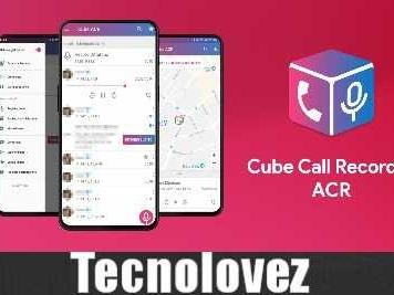 Cube Call Recorder - Applicazione per registare le chiamate vocali da WhatsApp su Android