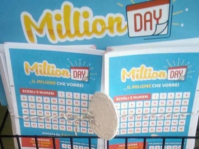 Estrazione Million Day 13 ottobre 2020: diretta oggi numeri