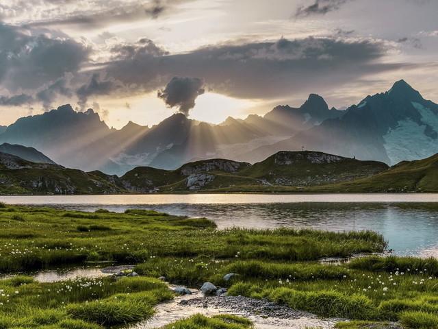 La Svizzera più bella in 5 itinerari a piedi