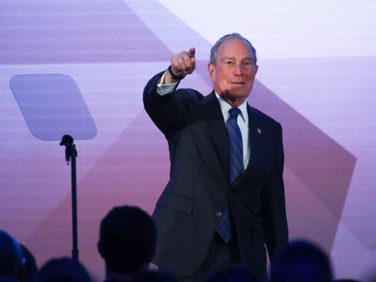 E se la vittoria (morale) in Iowa fosse di Bloomberg?