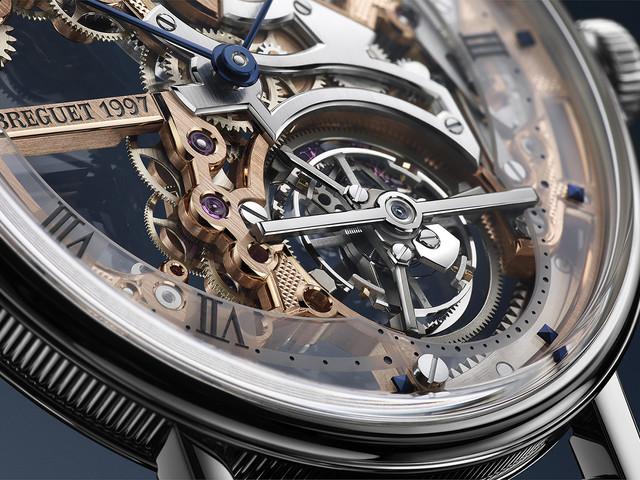 Breguet Classique Tourbillon Extra-Plat Squelette 5395