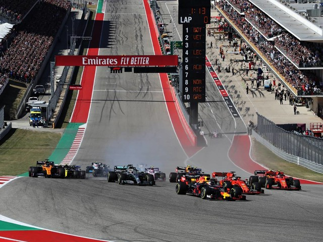 Formula 1 - Round 17: il Gran Premio degli Stati Uniti