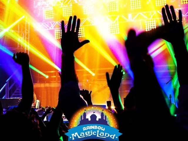 Radio Globo Night a Rainbow Magicland