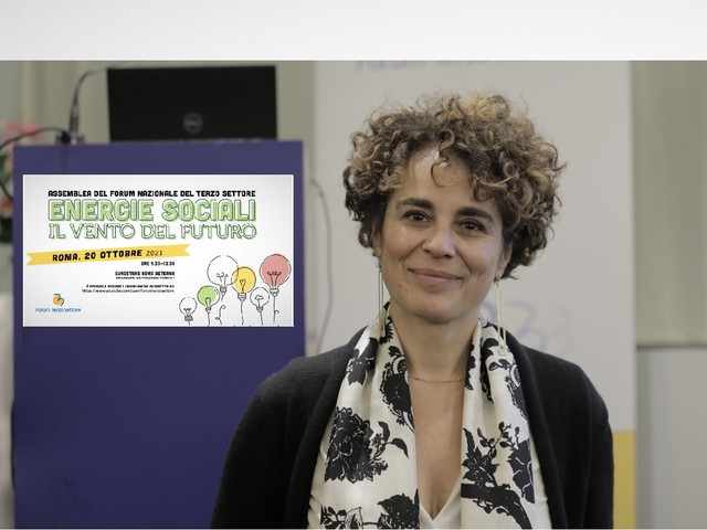 È Vanessa Pallucchi la nuova portavoce del Forum nazionale Terzo settore