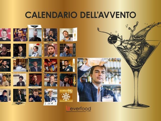 Un cocktail al giorno, ecco il Calendario dell'avvento di Beverfood.com: 24 dicembre Francesco Galdi