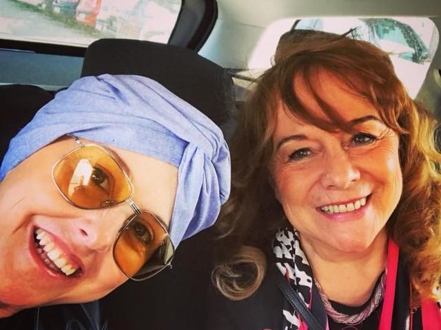 """Parla la madre di Nadia Toffa: """"L'ultima notte le ho detto: 'Vola amore mio' e lei l'ha fatto"""""""
