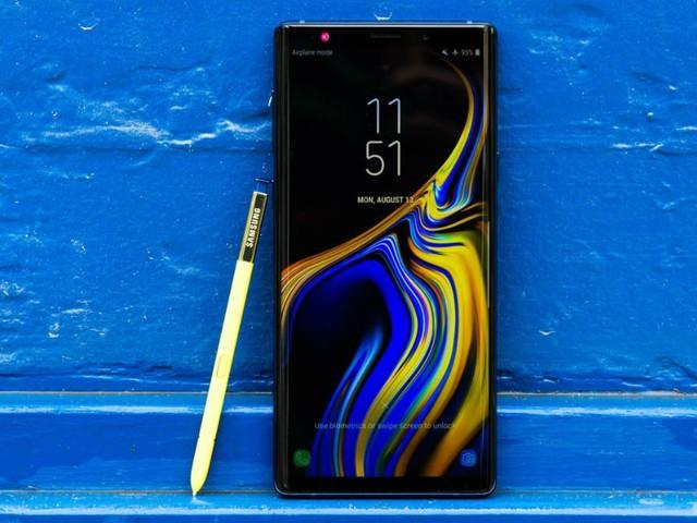 2 gennaio con Android 10 definivo su Samsung Galaxy Note 9: link download
