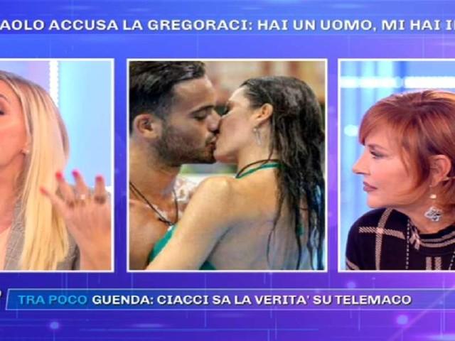 """Karina Cascella Vs Gregoraci/ """"Ha illuso Pretelli. Si parla di lei solo per gli ex!"""""""