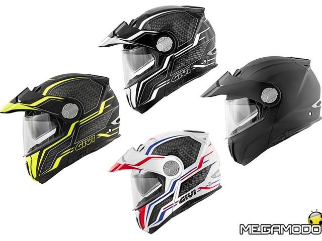 GIVI presenta il nuovo casco X.33 Canyon