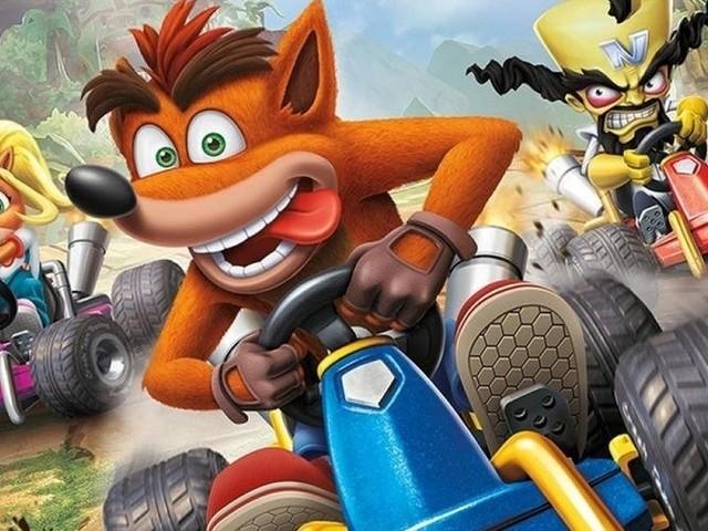 Migliorati i caricamenti di Crash Team Racing Nitro-Fueled su Nintendo Switch