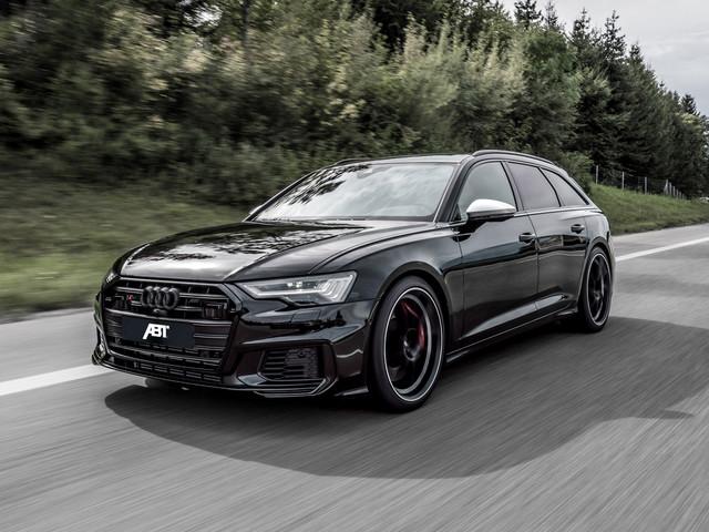 Audi S6 TDI by ABT: una manciata di cavalli in più