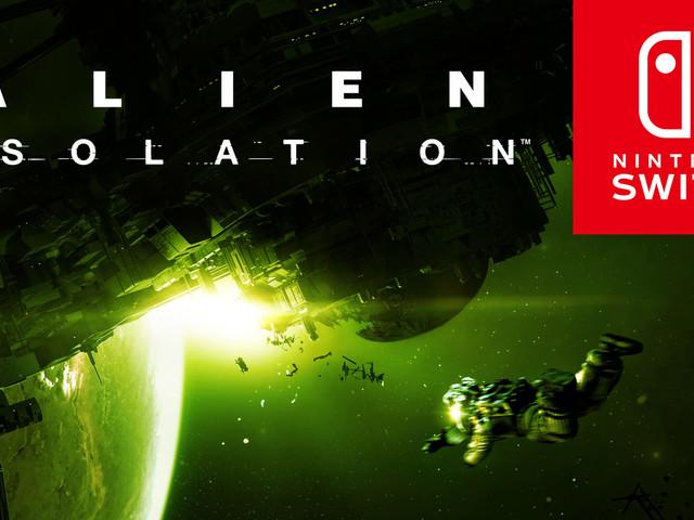 Alien: Isolation in arrivo su Nintendo Switch il 5 dicembre 2019
