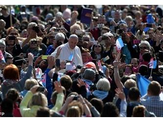 Papa a udienza generale: Egitto, segno di speranza. Ampia sintesi