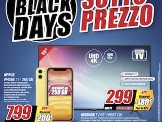 Trony evoca il Black Friday, ma nel volantino 24 settembre-6 ottobre ci sono anche super offerte? Da Apple iPhone 11 in giù, vediamolo insieme!