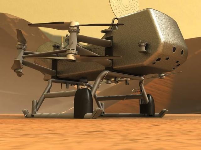Missione Dragonfly al via nel 2027, Titano è il prossimo obiettivo della NASA