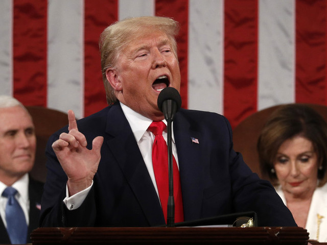 """Trump: """"Non mi importadell'Opec, potrei mettere i dazi"""""""