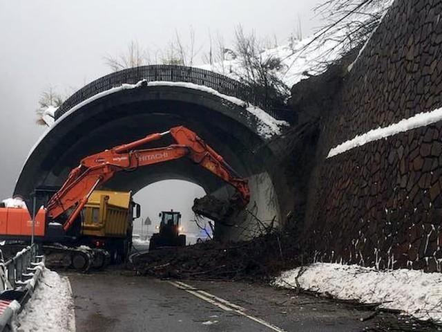 Maltempo: frane in Alto Adige, deraglia un treno in Val Pusteria. A Pordenone scuole chiuse