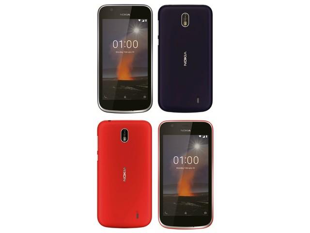 Nokia 1: uscita in Italia, prezzo e caratteristiche, le immagini