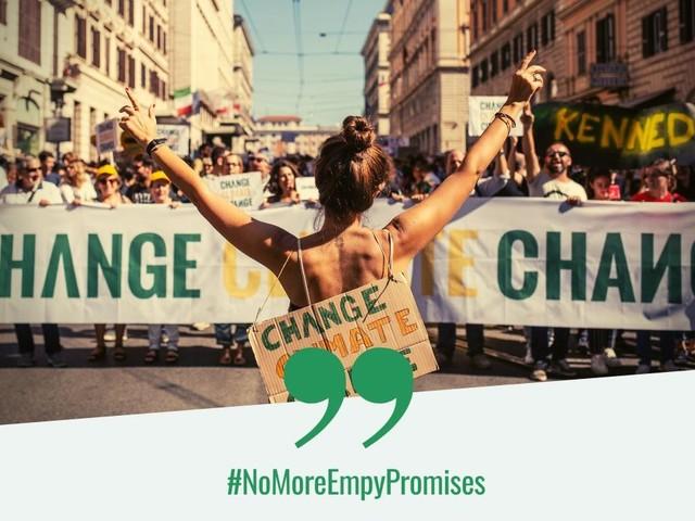 Gli ambientalisti chiedono una legge quadro sul clima per l'Italia