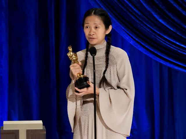 Oscar 2021, vincitori: miglior film Nomadland, Anthony Hopkins miglior attore