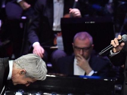Festival di Sanremo, la finale in diretta Ramazzotti incanta con la sua voce
