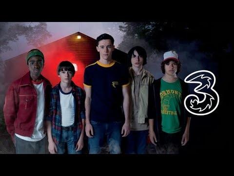 Canzone pubblicità Casa 3 Netflix Stranger Things e Rovazzi 2017